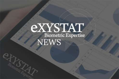 eXYSTAT soutient le congrès SFsS « Statistical Methods in Biopharmacy »